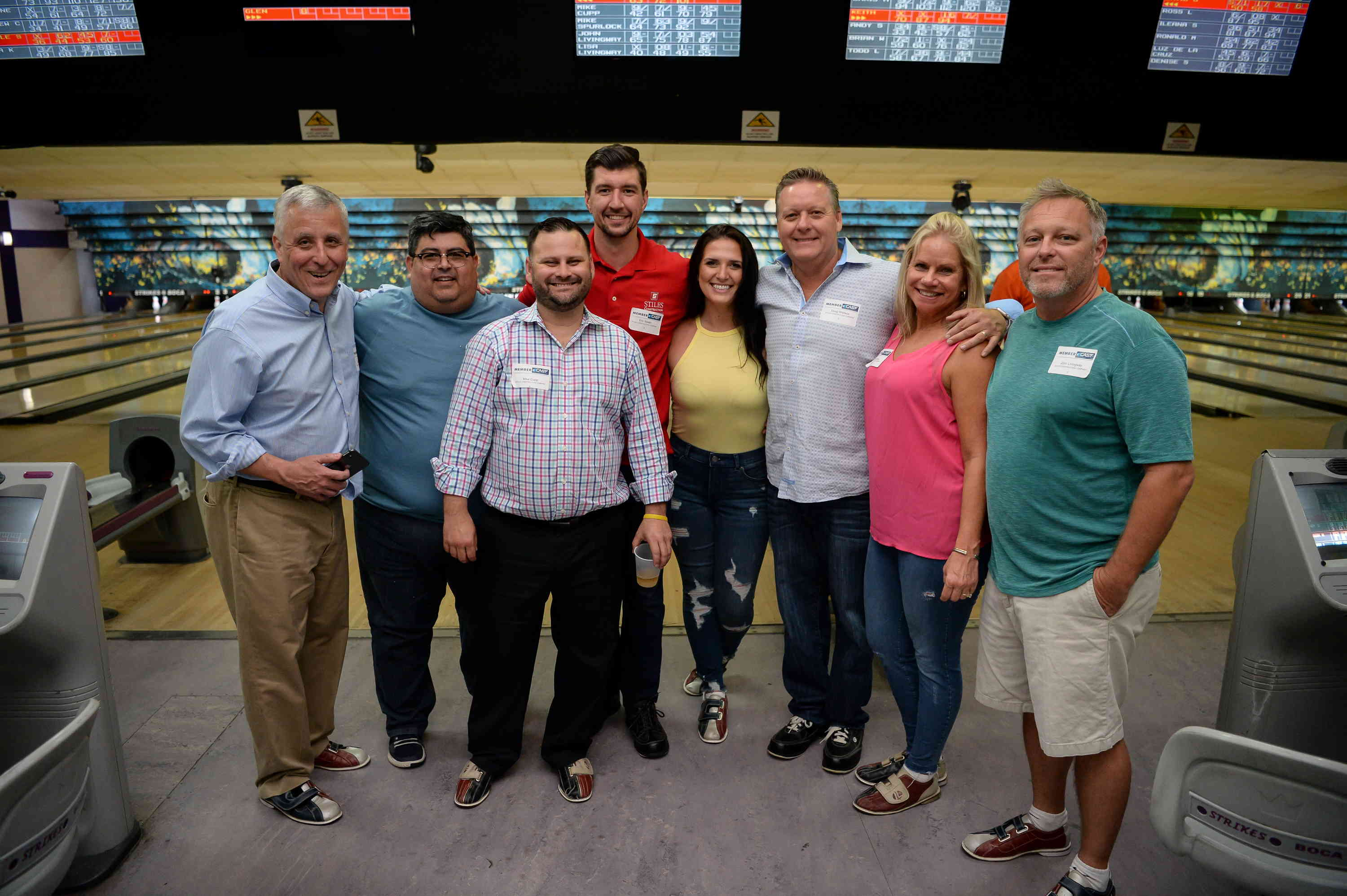Construction of South Florida - CASF 10TH ANNUAL BOWLING